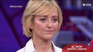 'Masterchef 8', gala 3 en directe: Elena Furiase recolzarà els concursants en la primera prova