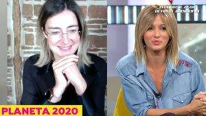 """Sandra Barneda sorprende en 'Espejo Público' y Susanna Griso bromea: """"Hay más imágenes para ti"""""""