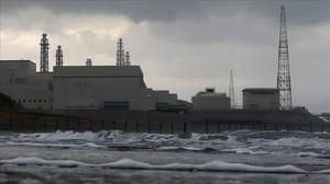 La central nuclear de Kashiwazaki-Kariwa.