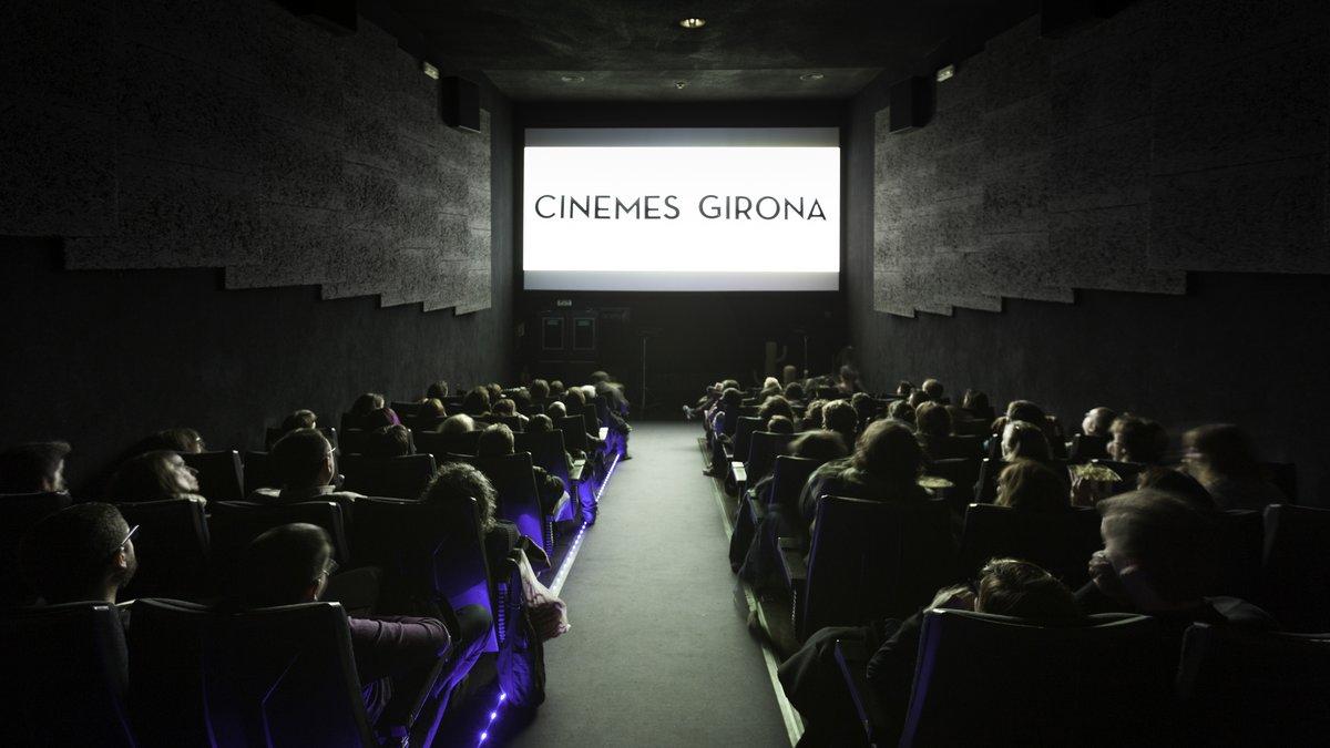 Els Cinemes Girona ofereixen un abonament per veure un any de cine per 59 euros