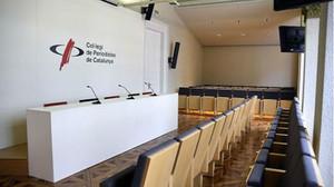 Col·legi de Periodistes de Catalunya.
