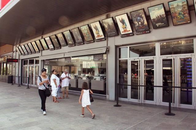 Los cines full el complejo con m s salas de sonido for Entradas cine barcelona