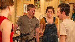 Escena de la décima temporada de 'Shameless'.