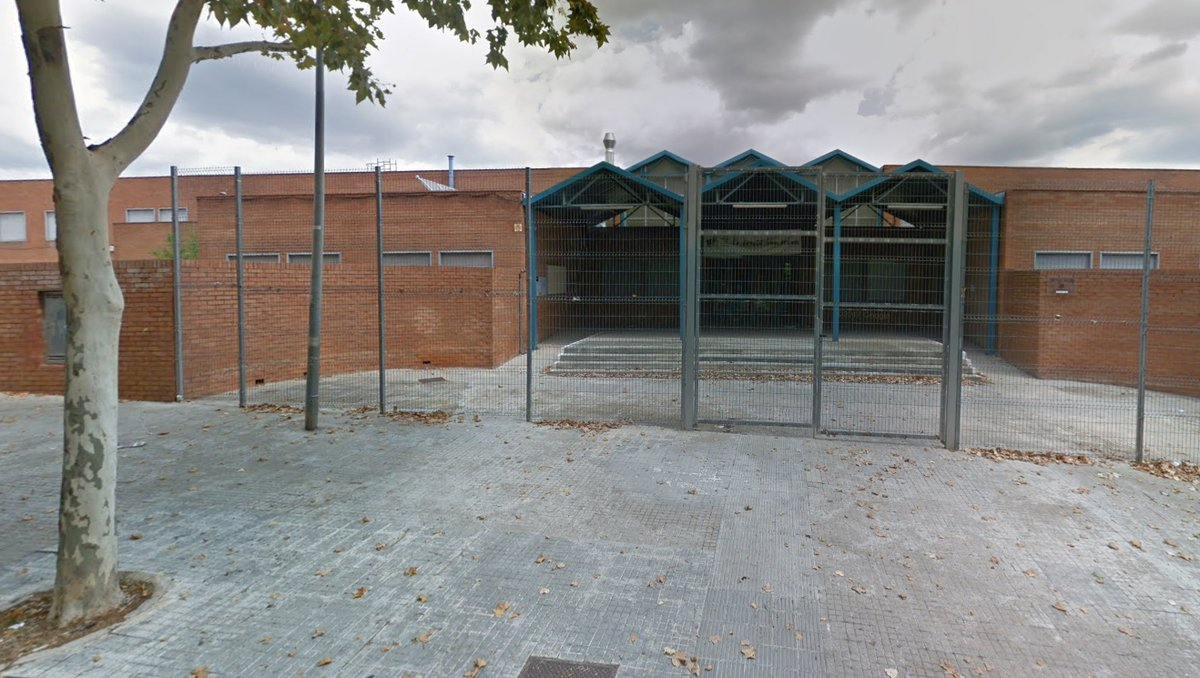 Escuela Font de l'Alba de Terrassa.