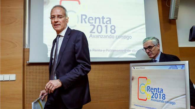 Estas son las principales novedades de la campaña de la Renta. Lo explica el director del Departamento de Gestión de la AEAT, Gonzalo García de Castro.