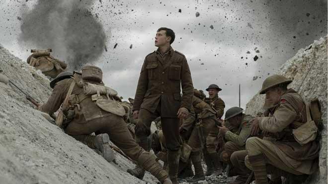 Crítica de '1917': inmersión en la brutal experiencia de la guerra