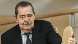 El filósofo catalán Eugenio Trías.
