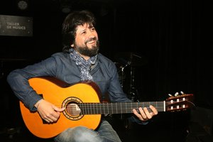 """Chicuelo: """"El flamenc sempre ha sigut de minories i sempre ho serà"""""""