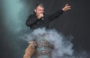 Iron Maiden exhibeix vitalitat al Rock Fest Barcelona