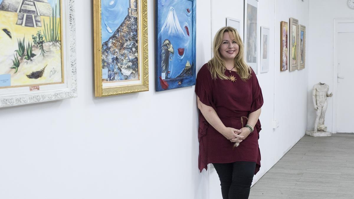 """Vanessa Vallès: """"Más que la música, lo que me inspira es la voz de Luis Miguel"""""""