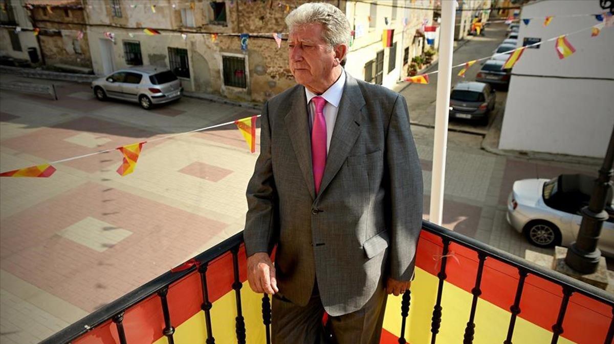 Gabino Abánedes, el hombre que enterró a Franco.