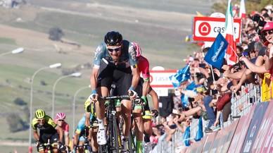 Froome no va fino en el Giro