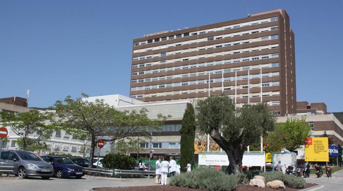 El Hospital Germans Trias i Pujol, Can Ruti.