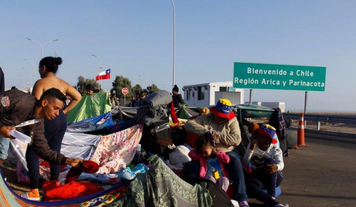 La aprobación de esta nueva ley significaría la renovación de la actual política migratoria chilena.
