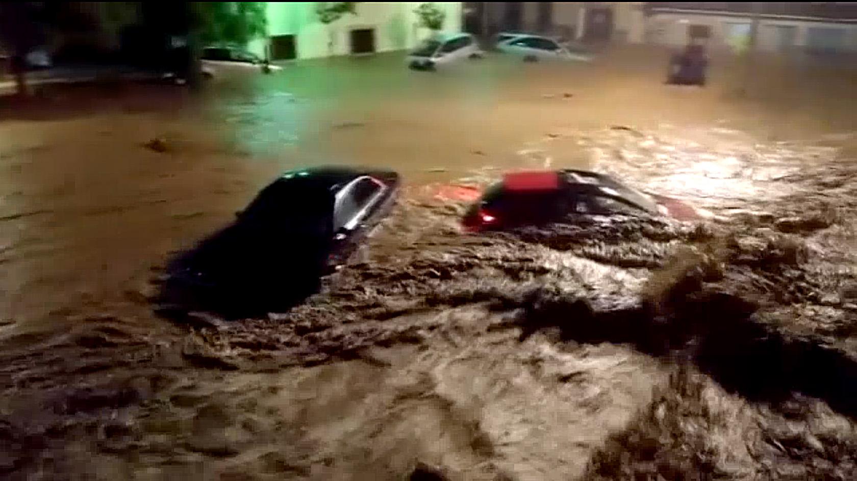 Seis víctimas mortales por los desbordamientos de torrentes en Mallorca