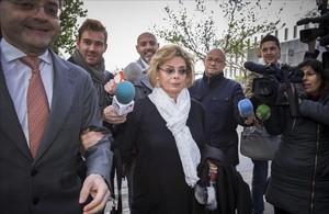 L'exregidora de València que va admetre el blanqueig al PP es nega a declarar davant el jutge