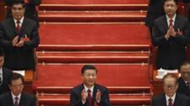El ubicuo y todopoderoso Xi