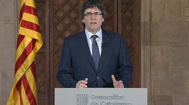 Puigdemont y la democracia española