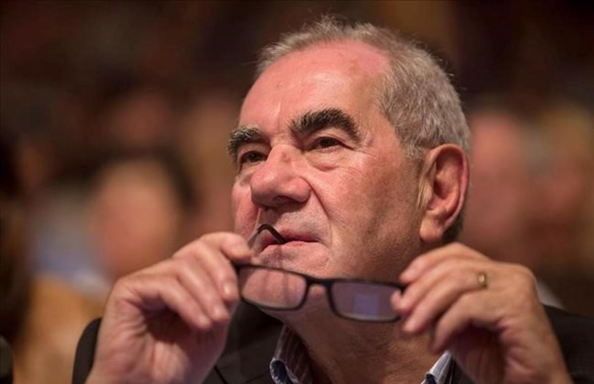 """Ernest Maragall qualifica de """"pamflet"""" l'informe de Borrell sobre les 'ambaixades' catalanes"""