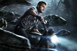 Imagen de la película 'Jurassic world 2: el reino caído'.