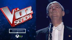 Antena 3 ya anuncia 'La voz senior', cuyo estreno se adelanta al de 'La voz kids'