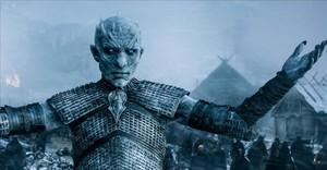 El líder de los Caminantes Blancos, en su inquietante aparición en la quinta temporada de 'Juego de Tronos'