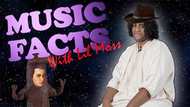 Lil Moss nos desvela los secretos de la música.