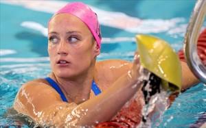Mireia Belmonte serà la banderera d'Espanya als Jocs del Mediterrani
