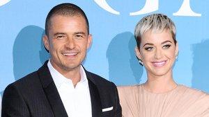 Katy Perry y Orlando Bloom, el año pasado en Mónaco.