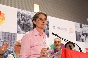 La delegada de Equidad, Derechos Sociales y Empleo del Ayuntamieto de Madrid Marta Higueras.