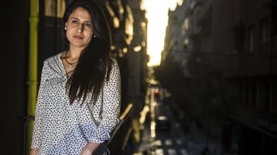"""Nareen Shammo: """"L'Estat Islàmic manté segrestades més de 4.000 yazidites"""""""