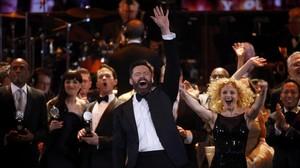 Sobriedad sobre la alfombra roja de los premios Tony 2014