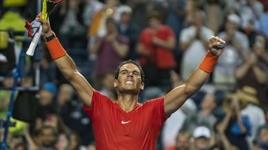 Nadal logra en Toronto su 33º Masters 1.000