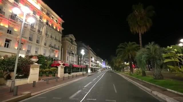 El toc de queda s'imposa a més ciutats franceses
