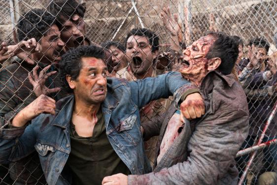 Vídeo promocional de la tercera temporada de la serie de la cadena AMC Fear the walking dead.