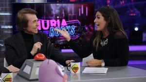 Nuria Roca desvela que acudió a terapia de pareja y cuenta una divertida anécdota