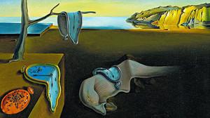 La persistencia de la memoria o Los relojes blandos, de Salvador Dalí (1931).