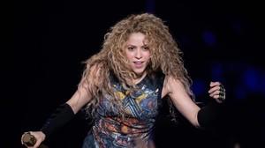 Shakiraha empezado por fin su gira deEl Dorado World Touren Hamburgo.