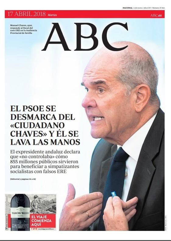 La Fundación Francisco Franco, Llarena, el procés y Chaves, en las primeras