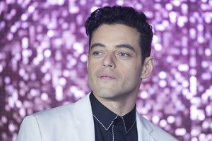 El artista de origen egipcio cumplió los pronósticos el domingo y se llevó el Óscar al mejor actor por su papel de Freddie Mercury.