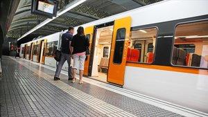 FGC ofereix tres nits de servei ininterromput entre Sant Boi i Barcelona durant la Mercè