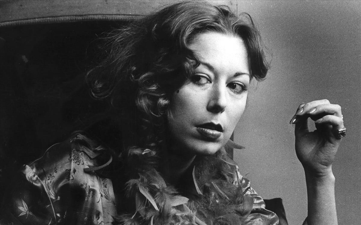Rosa Maria Sardà en una imagen de los años 80.