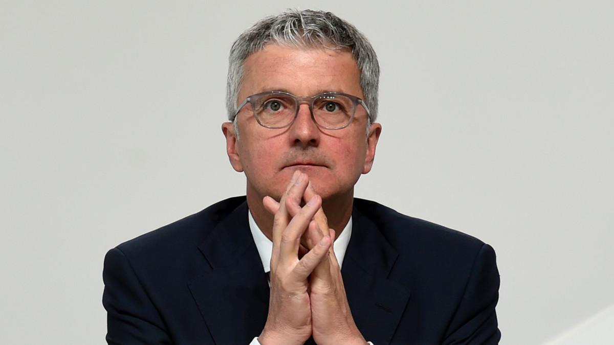 VW acorda que Rupert Stadler deixi de ser president d'Audi