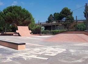 Així llueix El Puzle, el nou skatepark de Sant Boi
