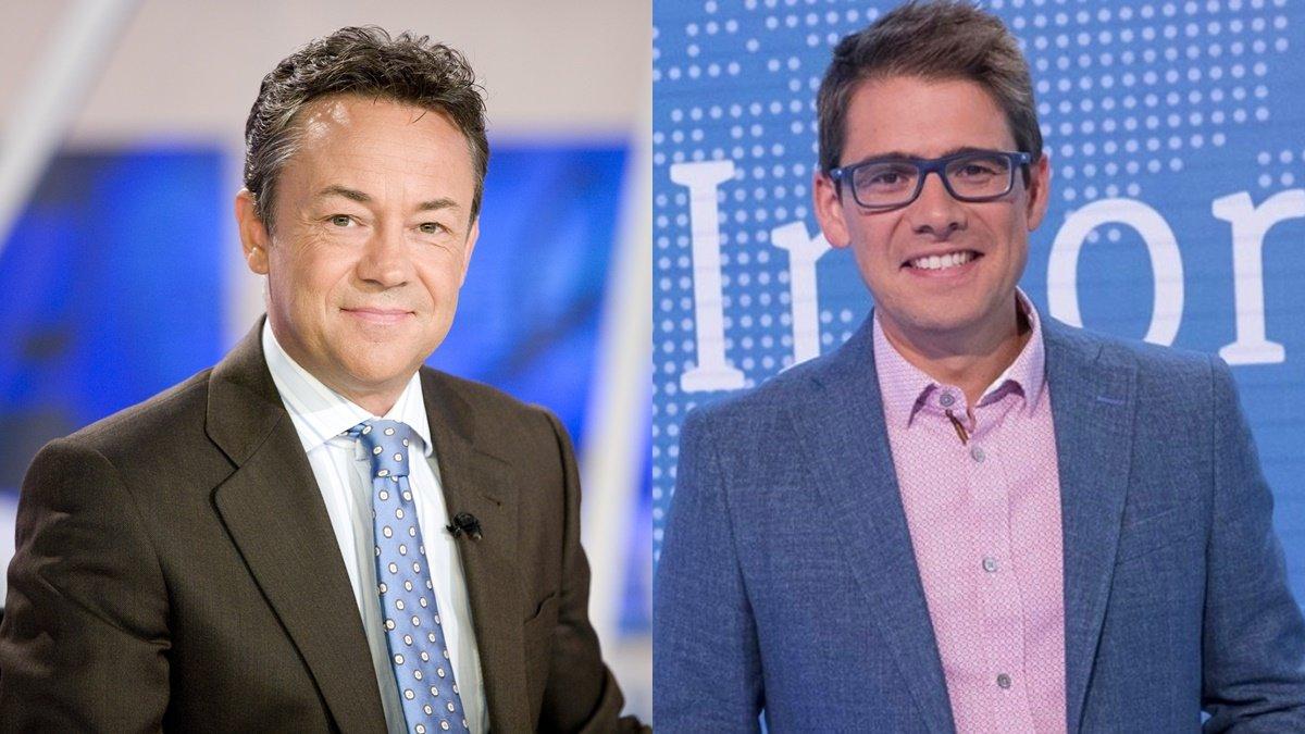 TVE cambia a Sergio Sauca por Arsenio Cañada en los deportes del 'Telediario' de la noche
