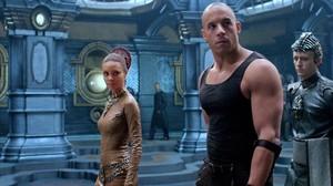 Vin Diesel, en una escena dela películaRiddick.
