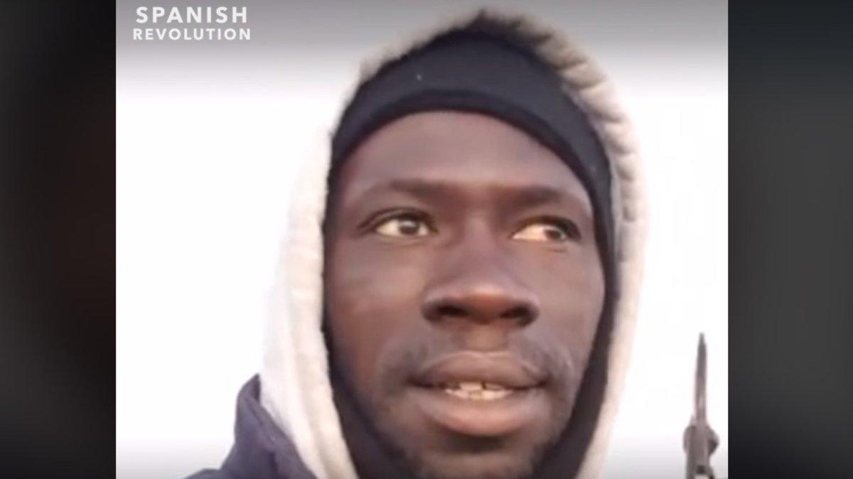 El discurs viral d'un immigrant contra la xenofòbia de Vox