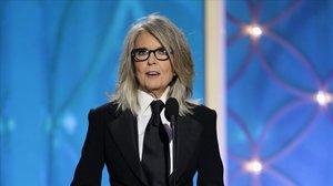 Diane Keaton recupera una cartera que va perdre fa 50 anys