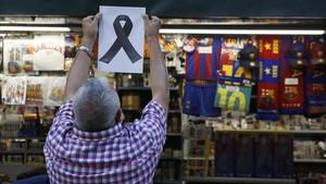 La reacció digital davant el terror