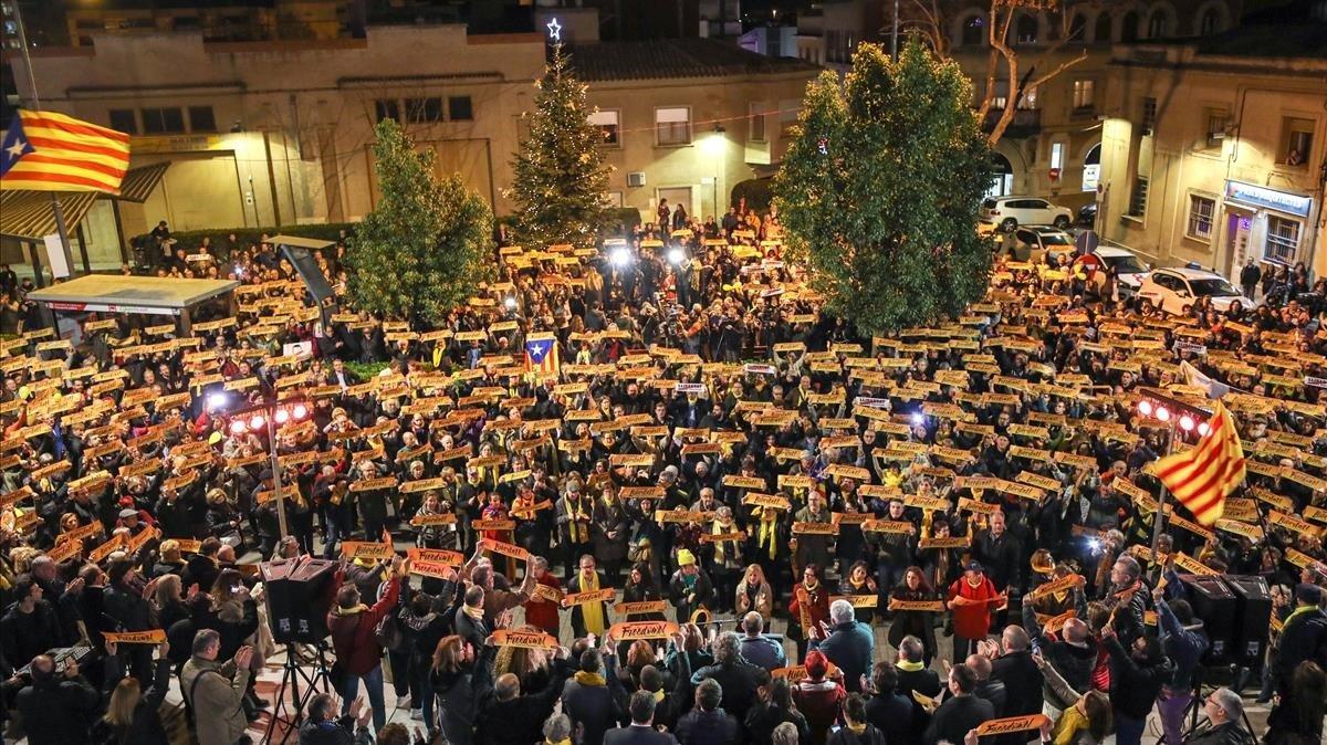 Sant Vicenç dels Horts deixa l'Associació de Municipis per la Independència